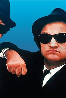 Texas Public Radio Hosting Screening of Classic Film The Blues Brothers at Santikos Bijou