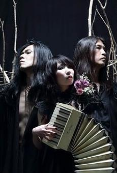 Japan's Boris Brings Unique Post-Rock Tunes to Paper Tiger