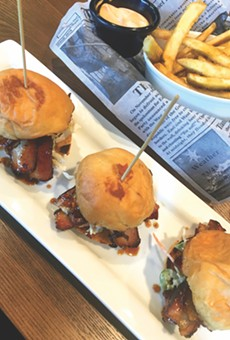 Worth the Journey: Mako's on the Creek Brings Fine-Food Approach to Cibolo, Even If It Can't Quite Deliver a Creek