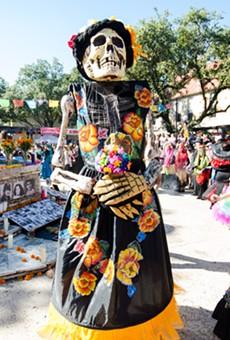 Día de los Muertos Festival Leaving La Villita, Relocating to Hemisfair This Year