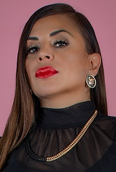 Tejano Star Elida Reyna Performing Free Concert at the Rock Box