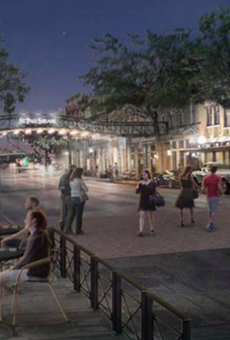 REATA Real Estate plans to revive St. Paul Square with new restaurants and nightlife options.