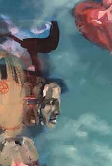 Freight Gallery Unveiling Ana Hernandez's 'Regional Bull' Exhibition This Weekend
