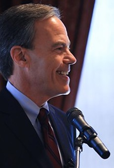 Former Texas House Speaker Joe Straus is co-chairing the Early Matters committee.