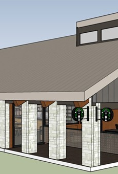 San Antonio Zoo-Themed Starbucks to Open at Brackenridge Park This Year (2)