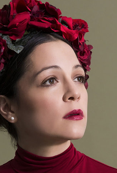 Mexico City's Natalia Lafourcade Bringing Pop-Rock Sounds to the Aztec