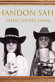 Like Father Like Son: Shandon Sahm, Offspring of Texas Legend Doug Sahm, Releasing EP of His Father's Songs (2)