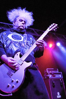 Get Ready for Your Face to Be Melted When Melvins Play Paper Tiger