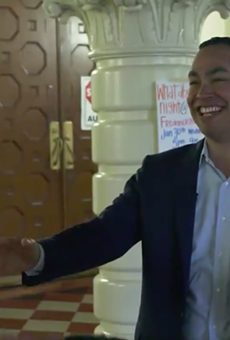 New Video Shows Presidential Candidate Julián Castro Touring His Old High School, Sharing Embarrassing Yearbook Photo