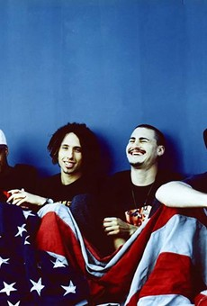 Reformed Rage Against The Machine Is Coming to Texas Early Next Year
