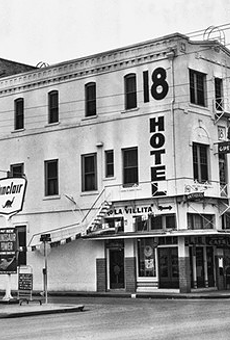 Checking In: San Antonio's Historic Hotels Provides a Vintage Portrait of Alamo City Lodging