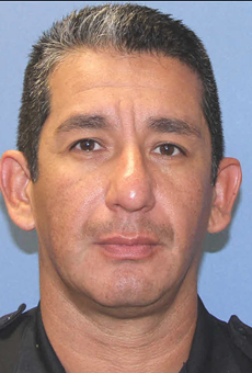 SAPD Officer Tim Garcia