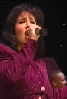 Amazon Now Streaming Selena's Astrodome Concert, Her Last-Ever Performance