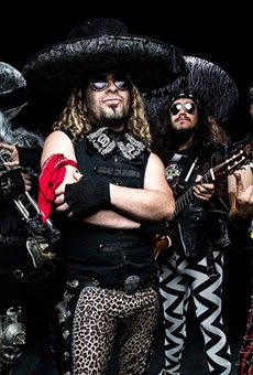 Watch Metalachi Combine Metal and Classic Rock When They Play Paper Tiger