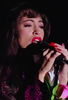 Netflix Releases First Look at Christian Serratos Playing Selena in New Series