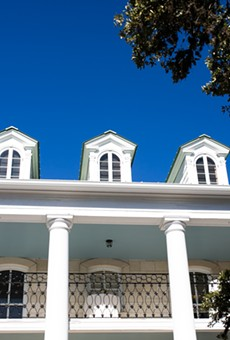 Historic Denman Mansion on Grounds of San Antonio Park Renovated and Converted into Event Venue