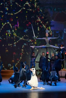 The Children's Ballet of San Antonio's Annual Nutcracker Production Will Feature 200 Young Performers
