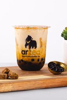 Artea Brings Asian Eats and Bubble Tea to Northwest San Antonio
