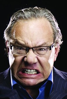 Reality Bites: Comedian Lewis Black's Had Enough of Selfish, Immature Politicians Running the Country