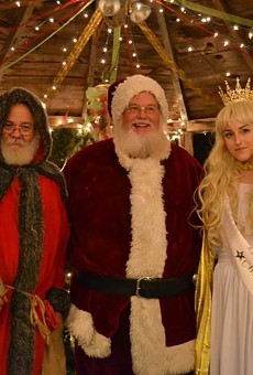 Christkindlmarkt Returns to New Braunfels for a German-Style Holiday Market, Celebration at Schlitterbahn Resort (4)