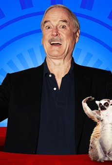 John Cleese's San Antonio Appearance Has Been Cancelled