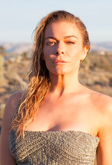 Leann Rimes Heading to Gruene Hall on Valentine's Day Weekend