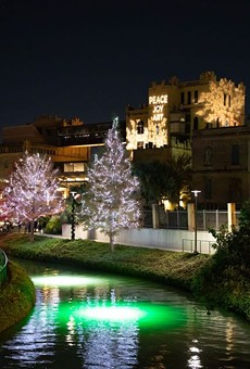 River of Lights to Illuminate the Museum Reach During Holiday Event This Saturday