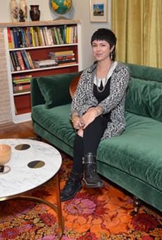 Studio Visits: Inside the Symbolic Psychedelia of San Antonio Artist Angela Fox