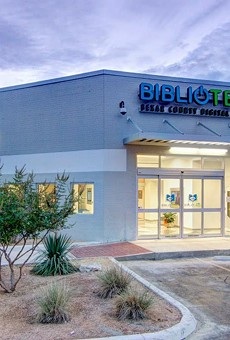 Bexar County has sought to improve internet access via its BiblioTech all-digital libraries.