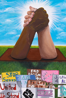 San Antonio MLK, Jr. Commission Announces Winner of its Fifth Annual Citywide Art Contest (2)