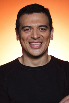 Carlos Mencia to Perform at Laugh Out Loud Comedy Club All Weekend In Case You Care