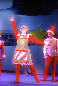 Elf on the Shelf: A Christmas Musical is Coming to San Antonio, and It's Just As Horrifying As It Sounds