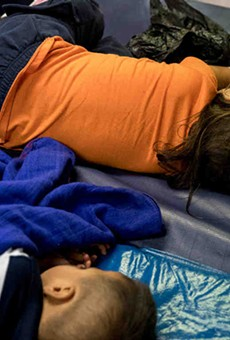 The Number of Migrant Kids Held in Texas Shelters Plummeted in 2019