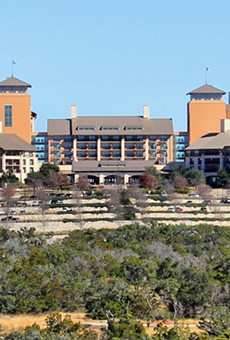 Public concern about the recharge zone surrounded development of the JW Marriott.