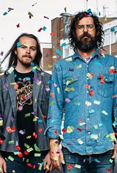 Austin's White Denim Brings Psychedelic Sound to Paper Tiger