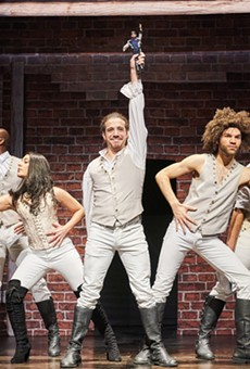 Hamilton Spoof Spamilton: An American Parody is a Hilarious Tribute to the  Musical Theater Phenom