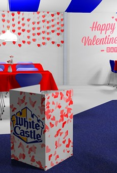 White Castle Extends Valentine's Day Pop-Up For San Antonio Diners