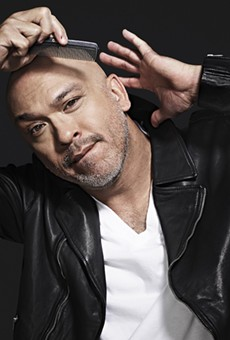 Comedian Jo Koy Bringing the Laughs to the Majestic Theatre This Weekend