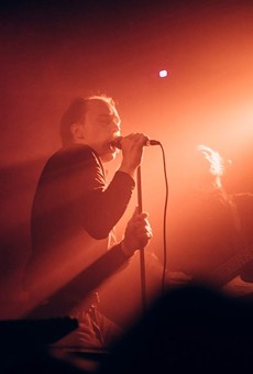 Eastern European Post-Punkers Molchat Doma Bringing Dark and Dancey Vibes to San Antonio on First U.S. Tour