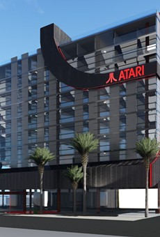 Arcade Pioneer Atari to Open Gaming-Themed Hotel in Austin