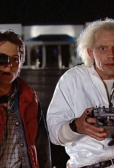 Celebrate Valentine's Day with Marty McFly and the San Antonio Symphony at a Live Concert Performance of Back to the Future