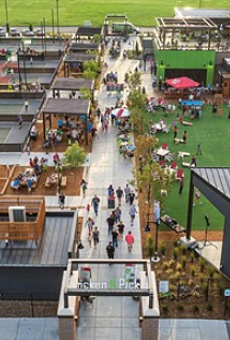 Pickleball Complex with Rooftop Bar, Restaurant to Open in San Antonio This Spring (2)