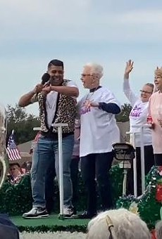 San Antonio Senior Citizens 'Twist & Shout' in Viral Video Recreation of the Ferris Bueller's Day Off Parade Scene