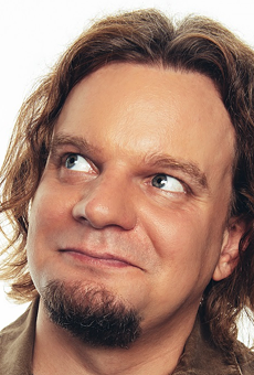 Finnish Comedian Ismo Taking the Stage at Laugh Out Loud for One Night Only