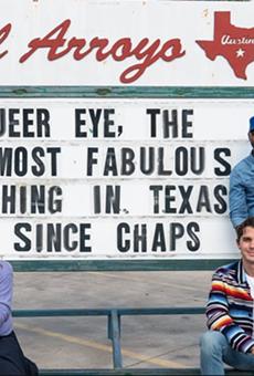 Hit Netflix Show Queer Eye Filming Season Six in Texas (2)