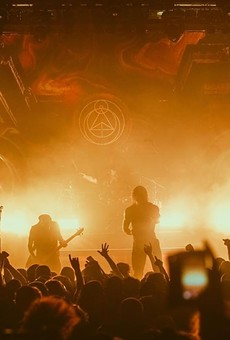 As I Lay Dying's San Antonio Date Shows You Still Tour After Getting Busted for Hiring Someone to Kill Your Wife