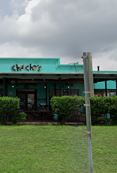 Chacho's Storage Unit Catches Fire — and It's Not the First Time