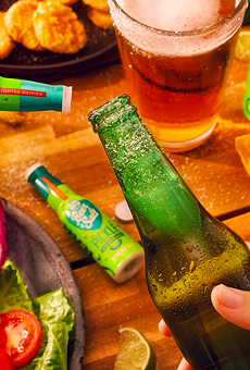 Twang Releases First-Ever Pickle Beer Salt to Add to Your Home Bar Stash