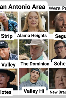 Viral Meme Labels Tiger King Cast as San Antonio Neighborhoods