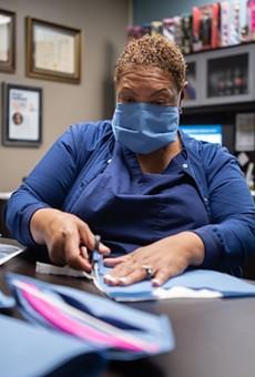 San Antonio Nurse's Design May Provide Better Coronavirus Protection Than N-95 Face Masks